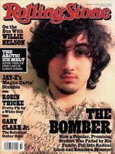 Rolling Stone Magazine #1188 music Boston Bomber DZHOKHAR TSARNAEV