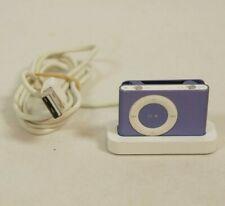 Apple iPod Shuffle (2nd Generation) 1GB Purple A1204