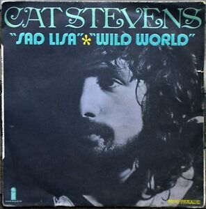 45t Cat Stevens - Sad Lisa