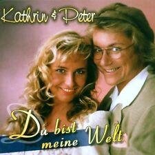 Kathrin & Peter Du bist meine Welt (2000) [CD]