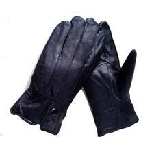 Samtweiches Leder Herren Handschuhe Lederhandschuhe Winter Herrenhandschuhe S