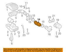 GM OEM Air Cleaner Intake-Tube Duct Hose 15986080