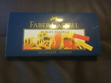 faber castell 24 soft pastels Fc 128224