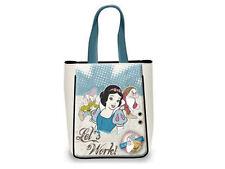 Bolso Bandolera Compras Blancanieves Disney Original Medida cm. 30 x 37.5 x 10