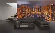 Dubai Marina II Wall Mural Photo Wallpaper GIANT DECOR Paper Poster Free Paste
