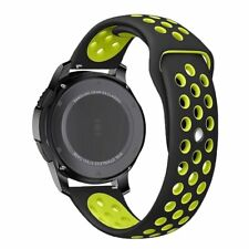 For Samsung Gear S3 Frontier Classic Wrist Watch Sport Band Strap Silicone Large