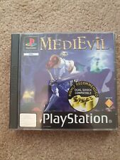 Medievil ps1 CASE ONLY