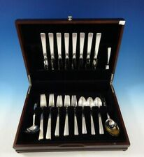 Old Lace by Towle Sterling Silver Flatware Set For 8 Service 36 Pieces
