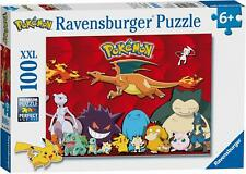 Ravensburger POKEMON XXL 100PC JIGSAW PUZZLE Toys Games BN