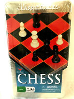 Game Chess Classic Games Brand New Sealed In Tin Container