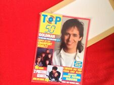 Magazine TOP 50 N° 39 Jean-Jacques Goldman, très bon état avec poster attaché