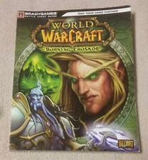 WORLD OF WARCRAFT The Burning Crusade BRADYGAMES BATTLE CHEST GUIDE Blizzard Ent