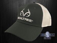 New Realtree Green Performance Antler Real Tree Mens Snapback Trucker Cap Hat