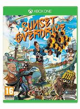 Sunset Overdrive (Xbox ONE) BRAND NEW SEALED DAY ONE EDITION