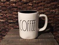 Rae Dunn Magenta COFFEE Mug with Black Inside