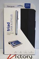 New Targus Triad Case and Stylus for Samsung Galaxy Tab 3 10.1 (Black, Cover)