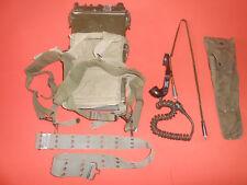U.S.ARMY  : radio rec-tr rt-176/prc-10 Backpack Squad Radio