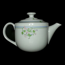 The Toscany Collection Fine China Porcelain Tea Pot Made in Japan