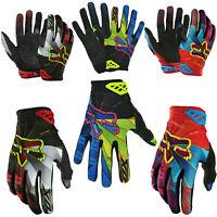 Cycling Gloves Motorbike Sport Winter Windproof Full Finger Glove Bike Riding UK
