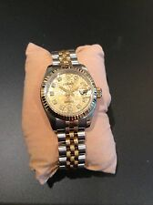 Rolex Ladies 2-tone DateJust watch - Diamond Champagne dial and Jubilee bracelet