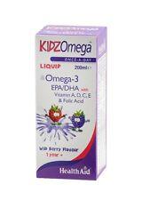 Health Aid KidzOmega - Liquid<br>200ml