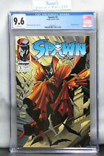 Spawn #3 CGC 9.6 WHITE Pages (Image Comics; 1992) =Todd McFarlane: Story & Art=