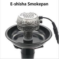 Multifunctional Metal E-Shisha Smokepan Electronic Tobacco Bowl Hookah Sheesha