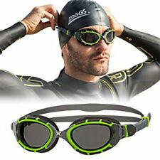 Zoggs Predator Flex Reactor 2.0 Titanium Goggles Open Water Swimming Goggles
