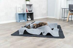 Trixie Cat-Activity Adventure Carpet  Strategiespiel Katze 99 x 99cm