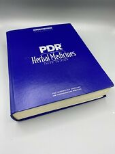 Physicians' Desk Reference for Herbal Medicines: PDR for Herbal Medicines