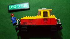 Lego ® 12v 7735 sólo locomotora sin motor 7727 7740 7745 7750 7755 7760