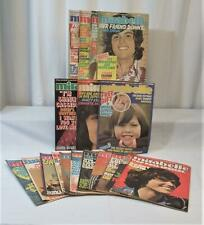 More details for mirabelle music magazines 1973 - 18 copies - 14 have posters - glam rock     bi4