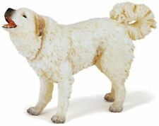 Papo Dog Great Pyrenees Animal Toy figure Replica 54044 NEW