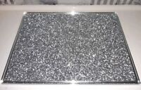 Luxury Large Silver Crushed CHOPPING BOARD Crystal Diamond Kitchen Bling Gift