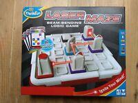Laser Maze - Beam-Bending Logic Game by Thinkfun   Problem Solving   STEM Toy