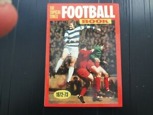 ONE TOPICAL TIMES FOOTBALL ANNUAL 1972/73