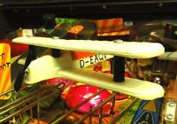 Indiana Jones Pinball MOTORIZED Propeller Mod