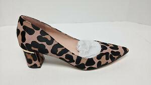 Kate Spade Milan Too Pumps, Leopard Print, Women's 6 M