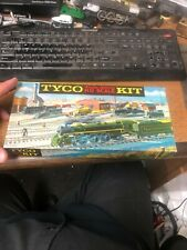OLD VINTAGE TYCO ho scale GENERAL 4-4-0 locomotive kit box BOX ONLY