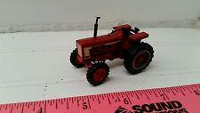 1/64 ERTL farm toy custom international farmall 806 wf tractor w/ fwa free ship