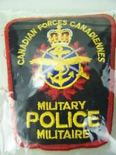 Cloth patch Canadian Forces Canadiennes Military Police                  3869
