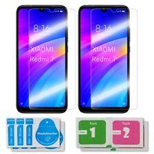 2x Xiaomi Redmi 7 Schutzglas 9H Echtglas Panzerglasfolie Panzerfolie Schutzfolie