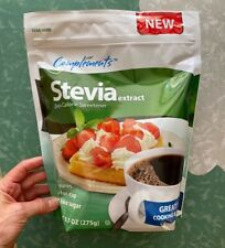 Complements Stevia Extract 275 G Calorie Free Sweetner Baking