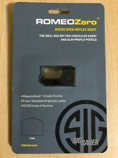 Sig Romeo Zero 3 MOA