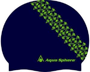 Aqua Sphere Silicone Maddox Swim Cap