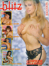 BLITZ 1985 Edwige Fenech Lory Del Santo Nastassja Kinski Minnie Minoprio Novak