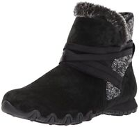 Skechers Womens Bikers-Flare Ankle Bootie- Pick SZ/Color.