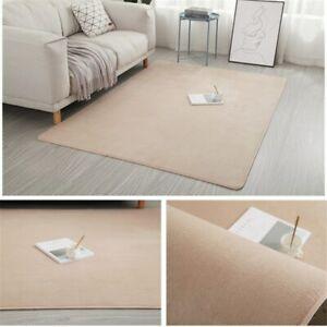 Velvet Carpet Water Absorption Sofa Carpet Memory Foam for Bedroom Living Room