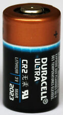 2PC Duracell Ultra CR2 Lithium Photo Battery DL-CR2 - ships from Canada