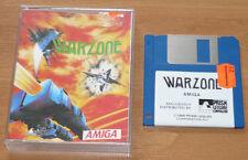 Amiga: zone de guerre-prism Leisure Corporation plc 1988